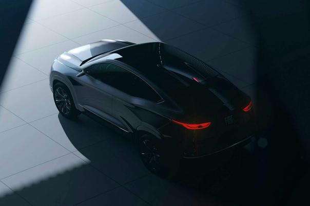 Концепция Fiat Fastback приведет к производству кроссоверов на базе Toro
