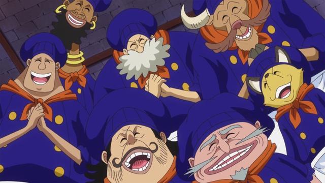 One Piece / Ван Пис - 853 серия - Shachiburi