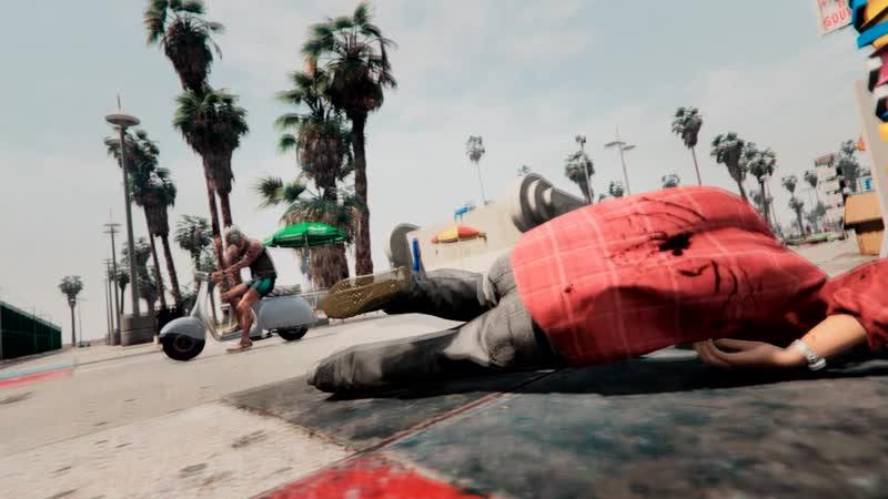 Kretan Godless Venom Remix GTA 5 Klip
