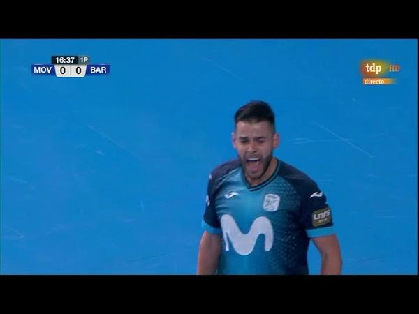 LNFS 2018- 19 J30 Inter Movistar -FC Barcelona