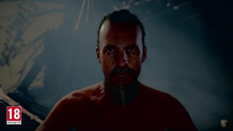 Сюжетный трейлер Far Cry New Dawn