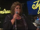 Etta James - Your Good Thing Is About To End - (Live at Montreux 1990)