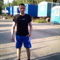 Анкета Денис Халиков