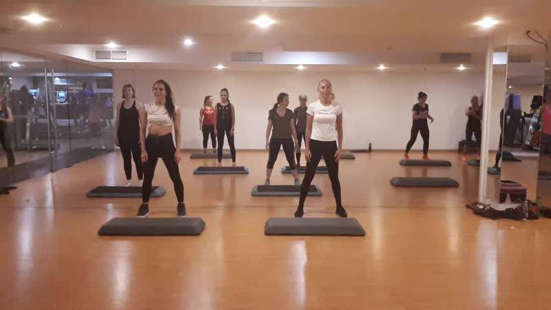 Step Strip by Grishchenko Shardakova, with 💖 FF Team
