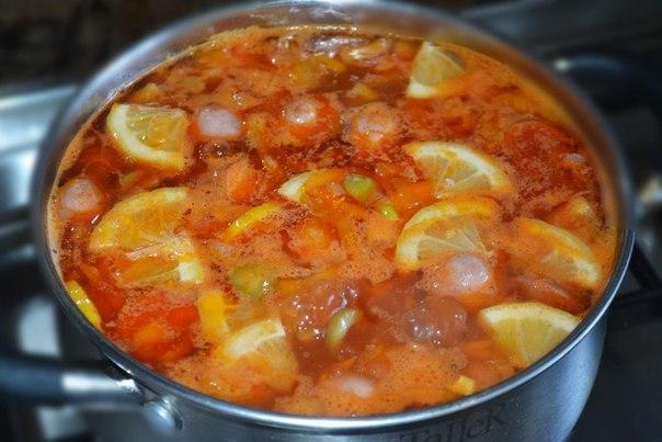 Суп-солянка. Самый любимый рецепт!