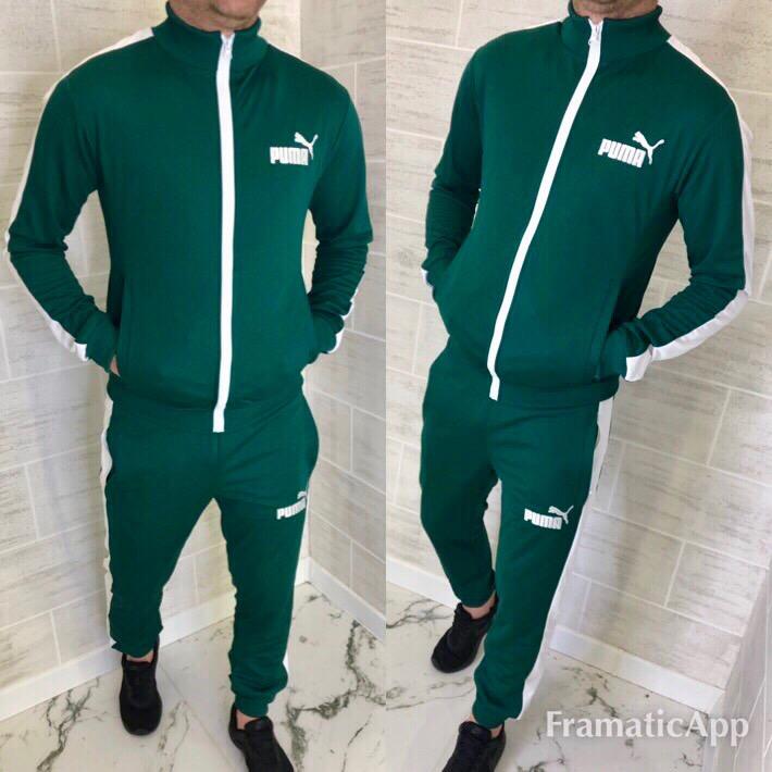 b3827d237e93 Купить Спортивный костюм мужской PUMA (4 цвета) - Электрик НН/-743 ...