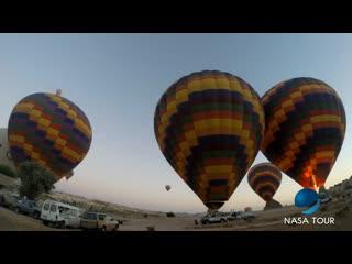 Экскурсии из Алании, Сиде, Кемера. Полет на воздушном шаре в Каппадокии