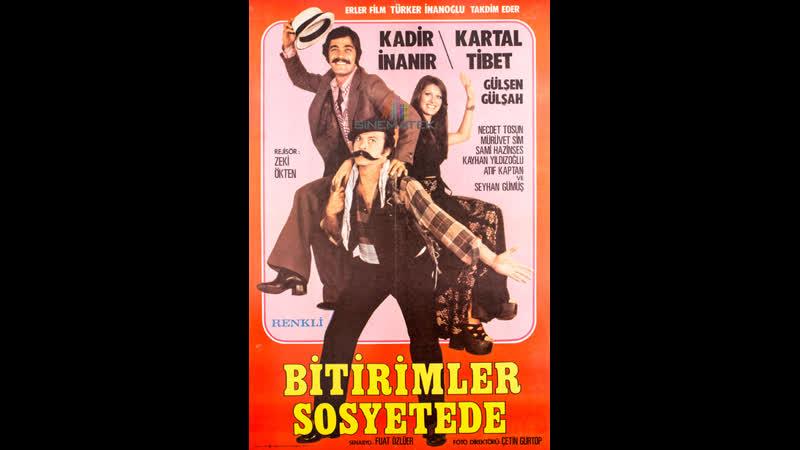 Bitirimler Sosyetede _ Kadir İnanır, Kartal Tibet, Gülşen Bubikoğlu _ Türk Filmi _ Full HD