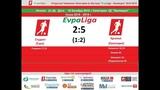 EvpaLiga 16.10.2018 Студент (Саки) - Арсенал (Евпатория) 25 (12)