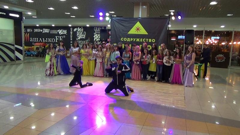 Номер от зрителей SPRING DANCE FEST 2019