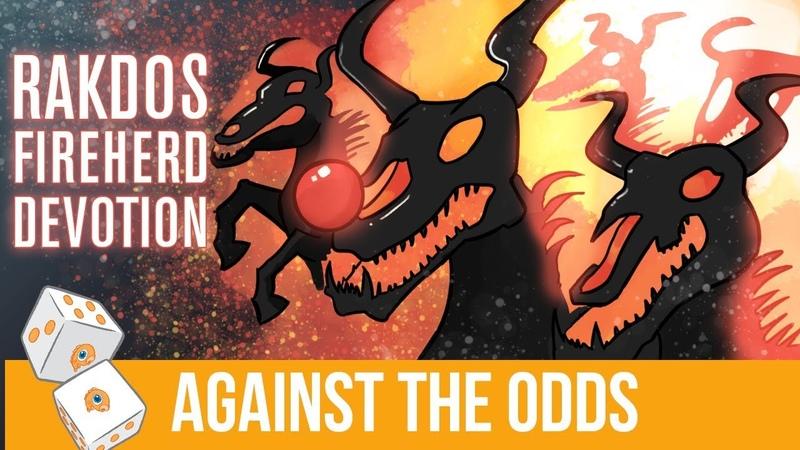 Against the Odds: Rakdos Fireherd Devotion (Modern, Magic Online)