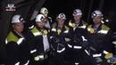Денис Пушилин в преддверии Дня шахтера посетил шахту Комсомолец Донбасса