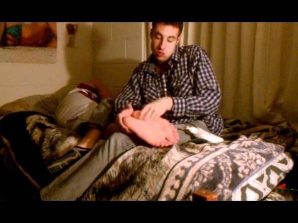Tickling Tylers Feet