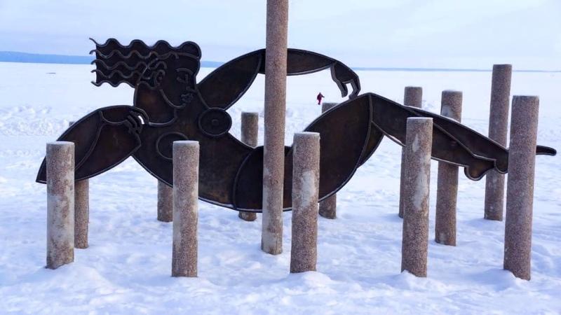 Rhapsody of Petrozavodsk**music-И. Смирнова**photo-И. Ларионова**video-Н. Косюк, Karelia