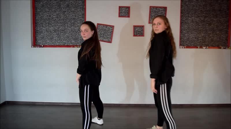 СТАНЦИЯ dance studio _ Hip-Hop _ choreo _ dance_ Lady Leshurr feat. Mr Eazi - Black Madonna