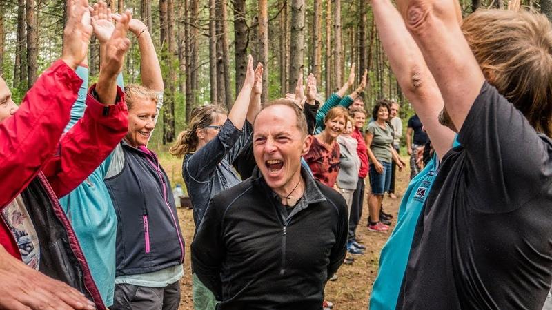 Трехдневный курс «БезГраниц» в Карелии на немецком языке