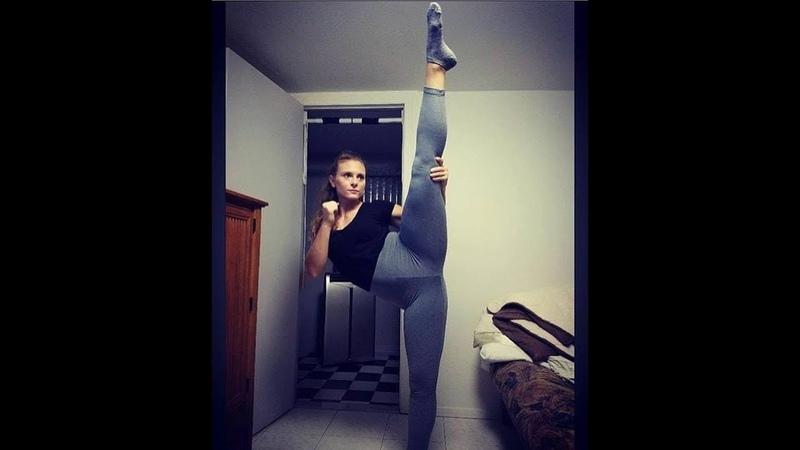 AMERICAN Taekwondo GIRL Workout and training 2018