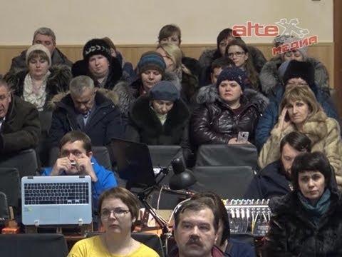 Публичные слушания в АГО - вздремнуть не мудрено