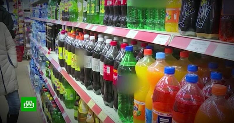 Минздрав РФ считает нужным поднять цены на сладкую газировку
