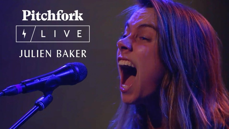 Julien Baker @ Brooklyn Steel | Pitchfork Live