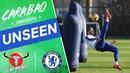 Higuain's Worldies In Shooting Drill Blues Preparing Chelsea Unseen
