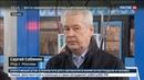 Новости на Россия 24 В Москве появилась крупнейшая газовая заправка в Европе