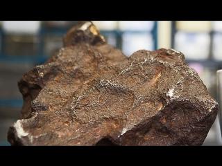 В штате Мичиган обнаружили 10-килограммовый железный метеорит