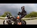 MOTORCYCLE FAIL WIN \\ COOL GIRL ON MOTO