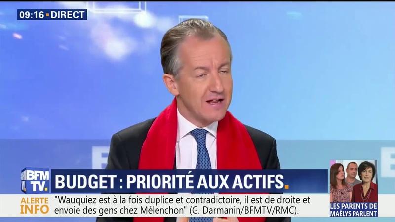 «Macron ne craint pas le vote des retraités, car en 2022 beaucoup seront morts» Christophe Barbier