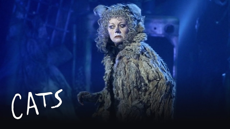 Grizzabella's Rejection Cats the Musical