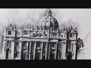 Rome by Galina Ershova