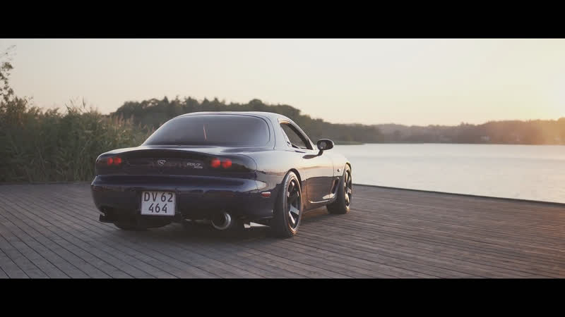 Mazda RX-7 FD3S Single Turbo
