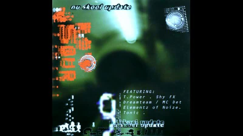 DJ SHY FX feat. McStepZ - NASTY ( T.POWER, REMIX )