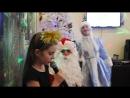 Новогодний утренник. Песня для Деда Мороза и Снегурочки. Банкетный зал Шекспир