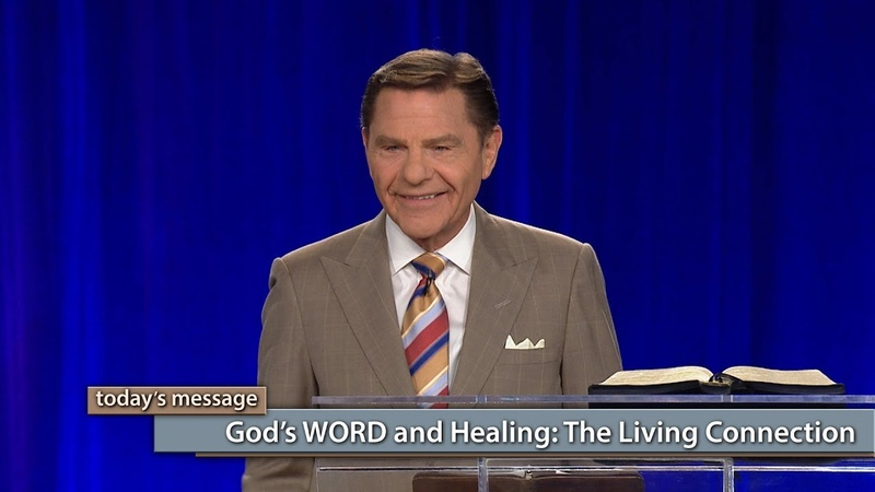 God's WORD and Healing: The Living Connection with Kenneth Copeland (Air Date 2-13-18)