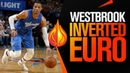 Russell Westbrook Moves: The INVERTED EURO with Coach Damin Altizer