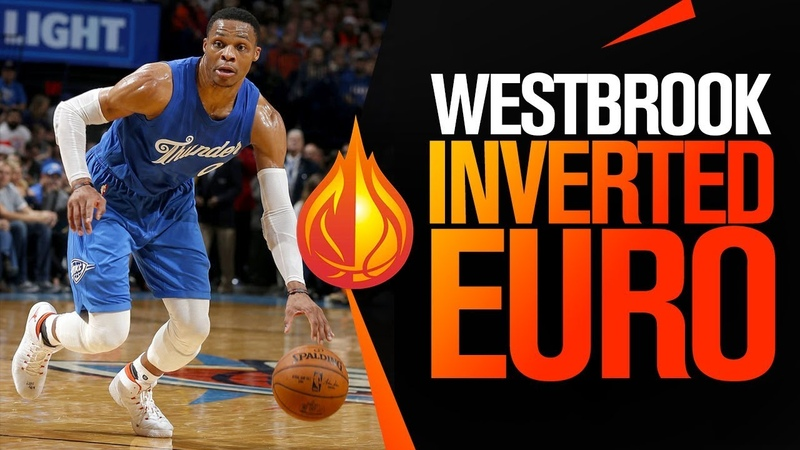 Russell Westbrook Moves The INVERTED EURO with Coach Damin Altizer