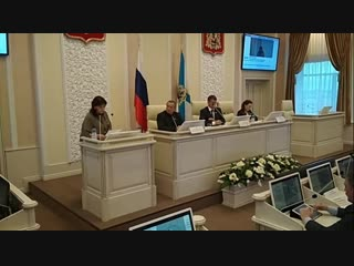 Т. Соколовская - Депутатские слушания в Облсобрании. 12.11.2018.