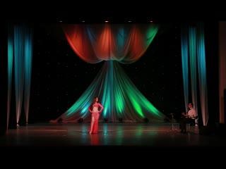 11 Трефилова Дарья и Александр Желнин. Balady + table live