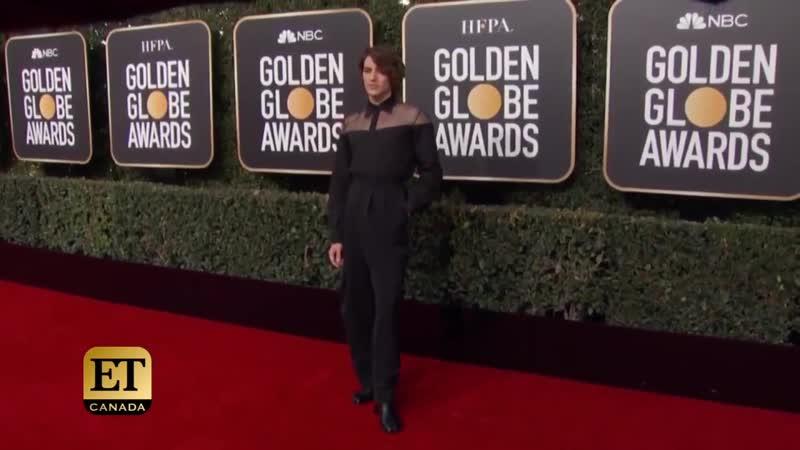Cody Fern, Billy Porter, Judy Greer Defy Gender Types on Golden Globes Red Carpe