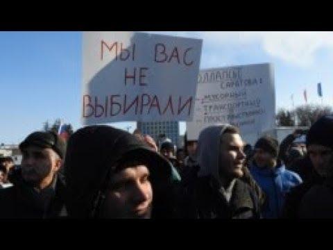 РОССИЯ БУДЕТ СВОБОДНОЙ МИТИНГИ март 2019 г
