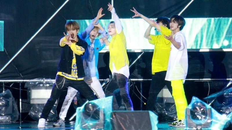 NCT Dream (엔시티 드림) We Go Up 위고업 4K 60P 직캠 190615 락뮤직