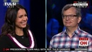 Tulsi Gabbard - Restoring honor, integrity & courage to the Presidency - CNN Town Hall