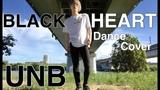 UNB - BLACK HEART (