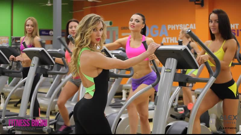 Академия фитнес бикини - 7! стань частью команды!
