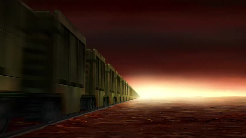 Бесконечный поезд Трейлер