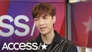 Lay Zhang Reveals His Favorite TV Show To Binge Watch, Fast Food Snack More! | Access