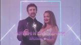 Екатерина и Артем Волковы поздравляют с Новым годом!