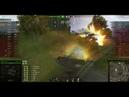 AMX 13 105 - 4793 урона, 1972 насвета, воин, основной калибр, 1-я степень