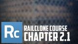 Style Editor и опция Curve Steps в Railclone. Создание Railclone объекта.